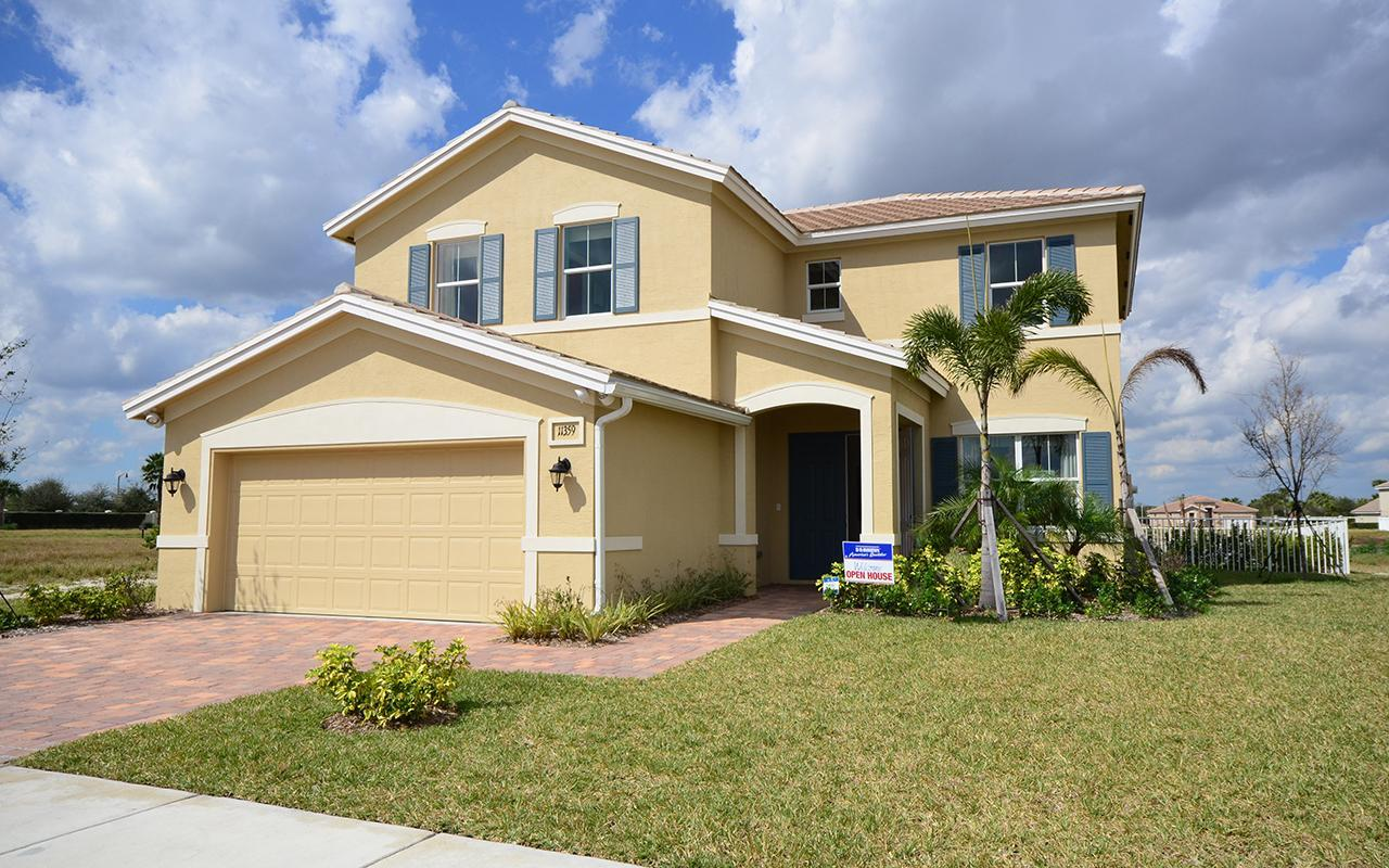 Victoria Park Homes in Port St Lucie